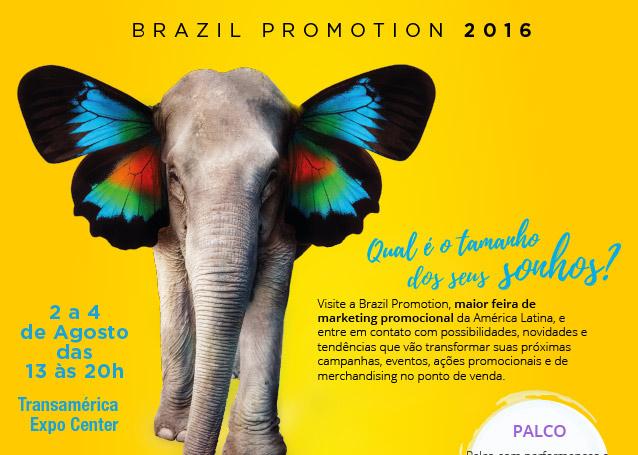 Brazil Promotion 2016