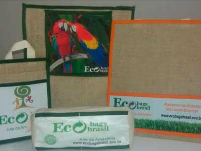 Sacolas ecológicas já é uma exigência do consumidor