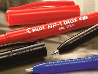Pilot do Brasil investe em setor exclusivo para produtos per
