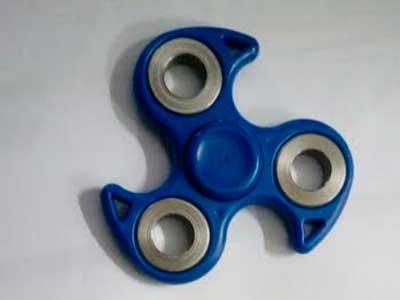 Polymark e a febre dos fidget spinners