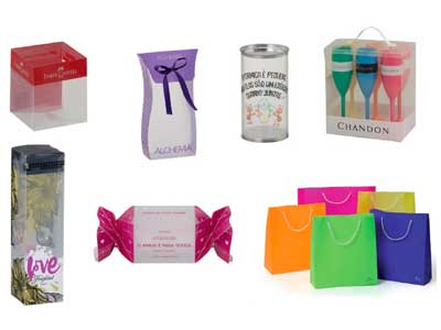 Embalagens criativas e sustentáveis