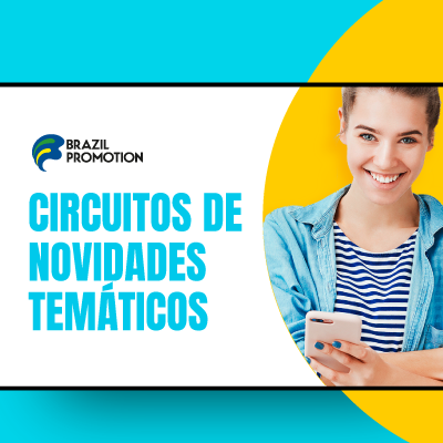 CIRCUITOS DE NOVIDADES TEMÁTICOS